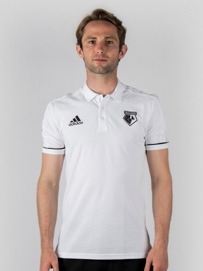 2017 ADULT TW WHITE POLO
