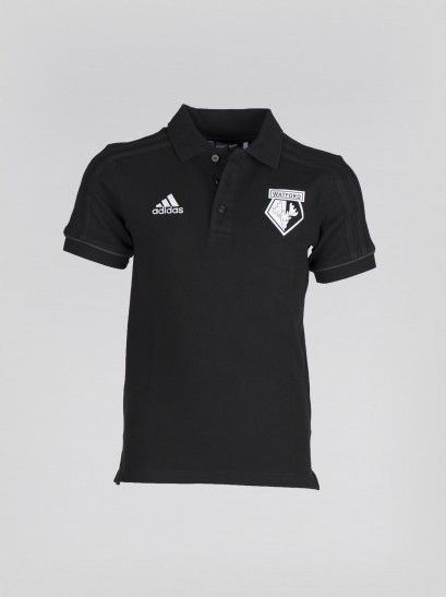 2017 JUNIOR TW BLACK POLO