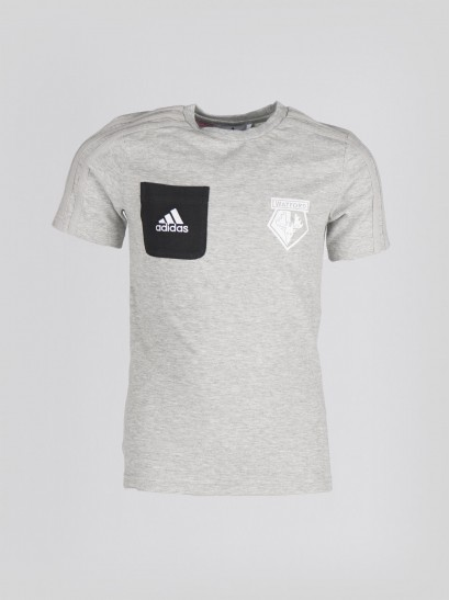 2017 JUNIOR TW GREY TEE
