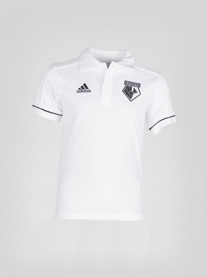 2017 JUNIOR TW WHITE POLO