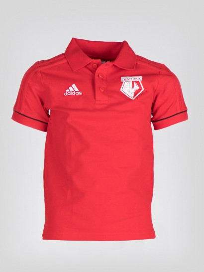 2017 JUNIOR TW RED POLO