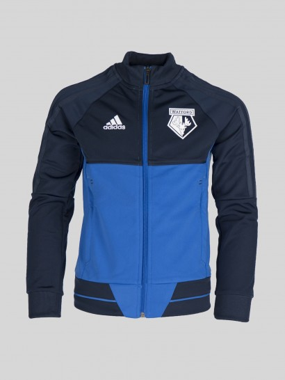 2017 JUNIOR TW NAVY POLY JACKET