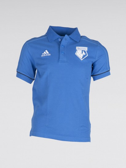 2017 JUNIOR TW BLUE POLO