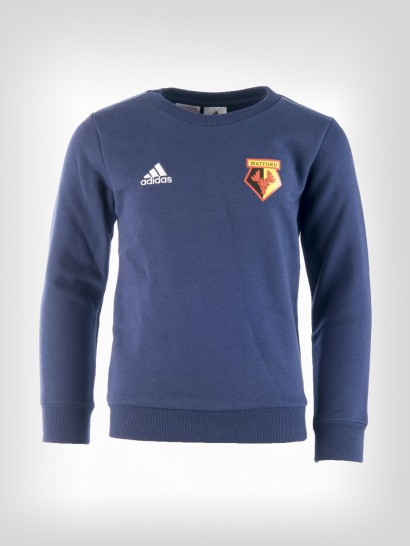 ADIDAS JUNIOR ESSENTIAL SWEATSHIRT NAVY