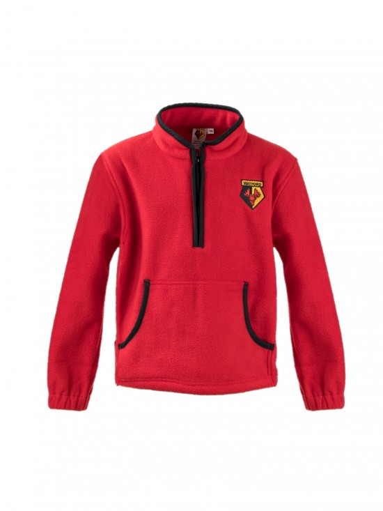 JUNIOR ZIP FLEECE