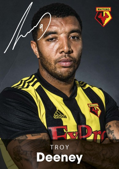 18/19 DEENEY PLAYER PICTURE