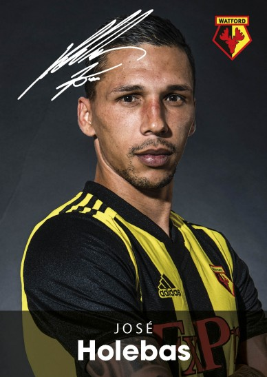 18/19 HOLEBAS PLAYER PICTURE