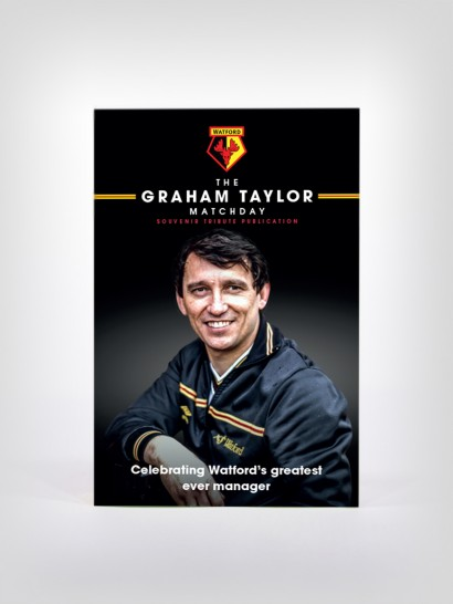 GRAHAM TAYLOR TRIBUTE PROGRAMME
