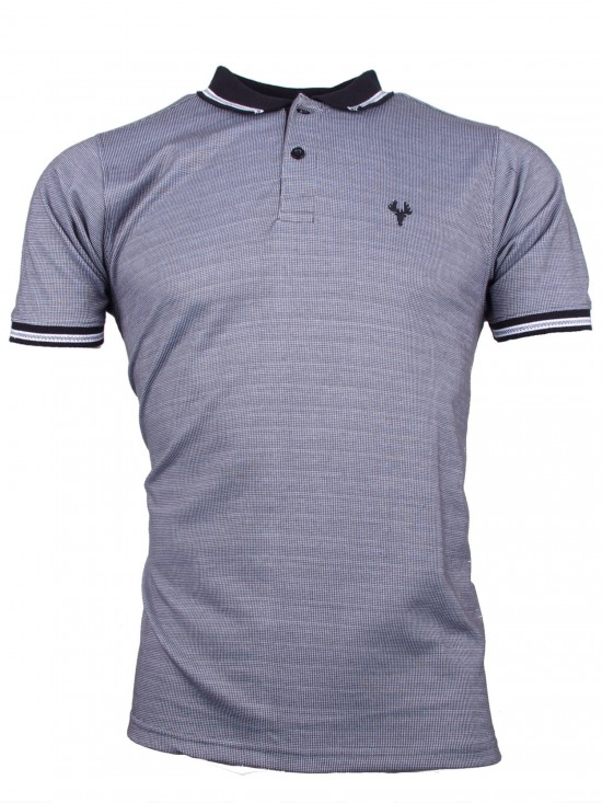 ADULT BLACK JAIPUR POLO