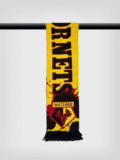 THE HORNETS JACQUARD SCARF