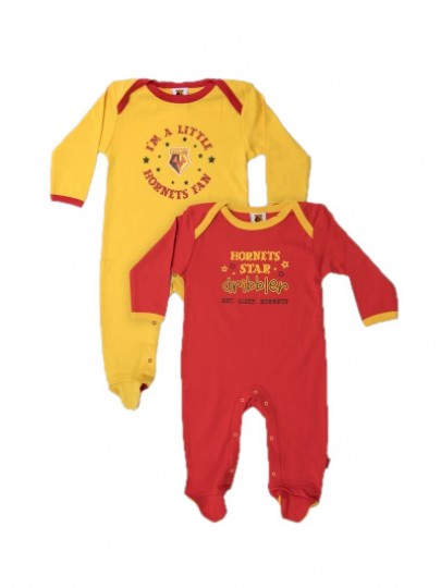 2 PACK SLEEPSUIT