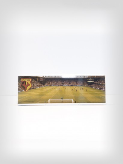 PANORAMIC STADIUM FRIDGE MAGNET