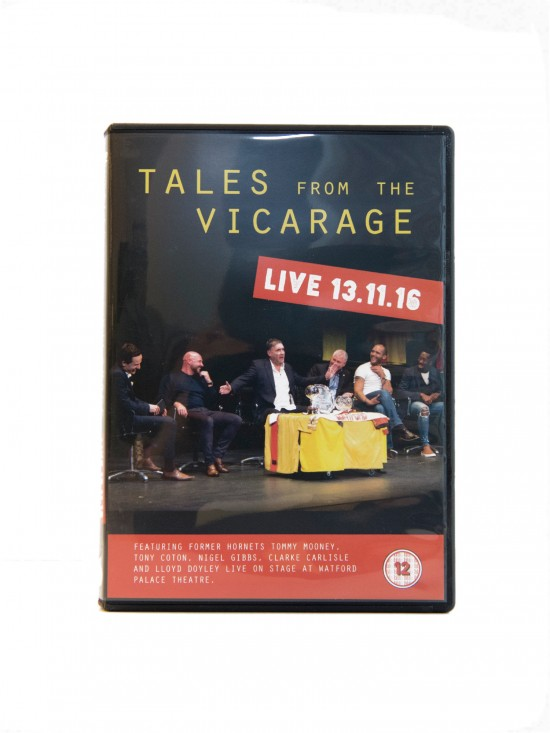 TALES FROM THE VICARAGE DVD