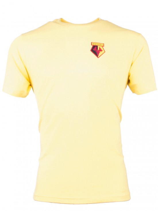 ADULT BASIC YELLOW TEE
