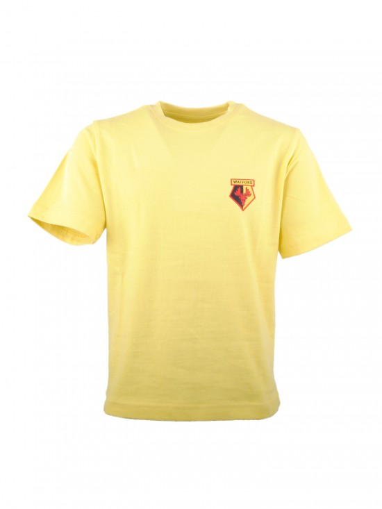 JUNIOR BASIC YELLOW TEE