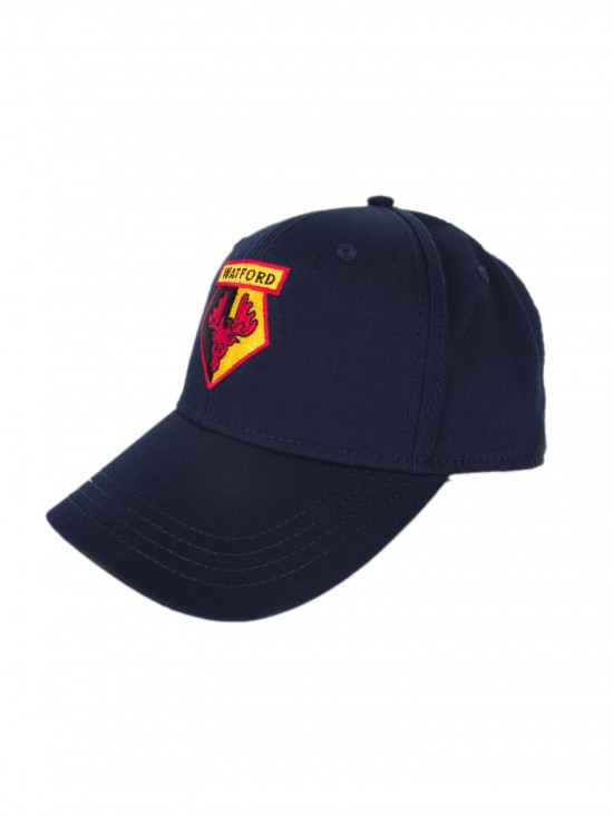CORE CREST NAVY CAP