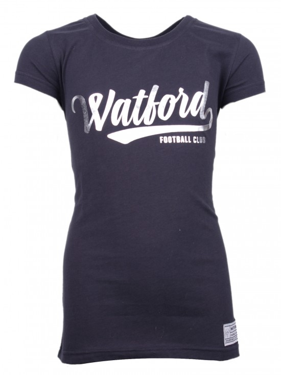 LADIES FITTED TEE