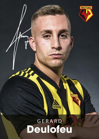 18/19 DEULOFEU PLAYER PICTURE