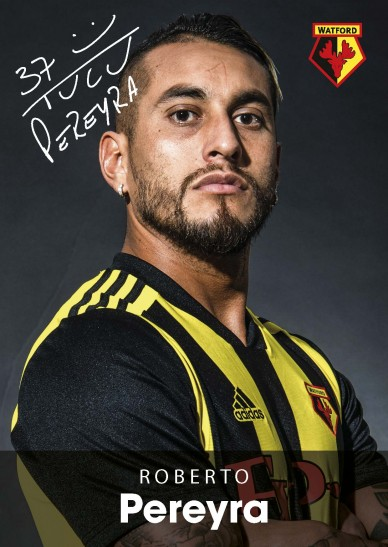 18/19 PEREYRA PLAYER PICTURE