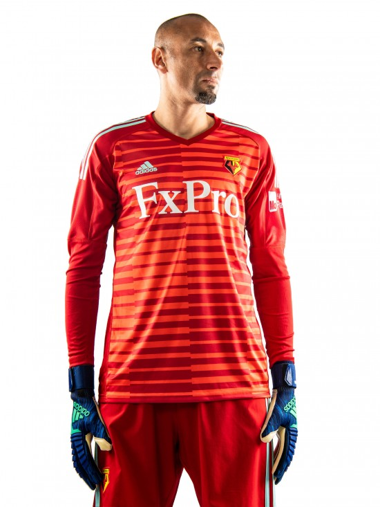 2018 ADULT HOME GK SHIRT