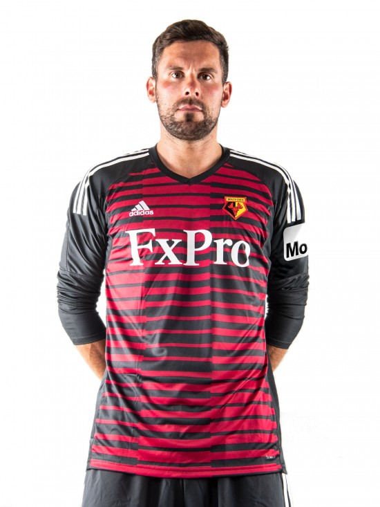 2018 ADULT AWAY GK SHIRT