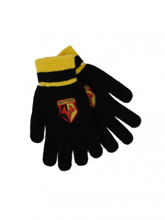 JUNIOR CREST GLOVES