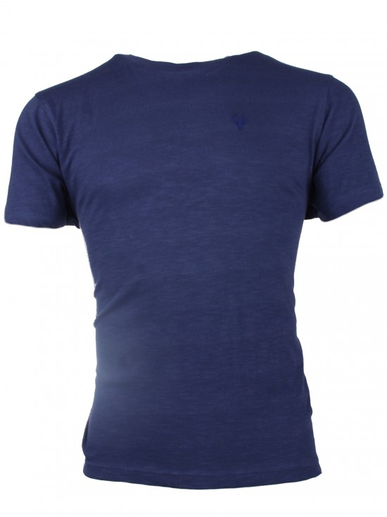 ADULT NAVY GRAFTON TEE