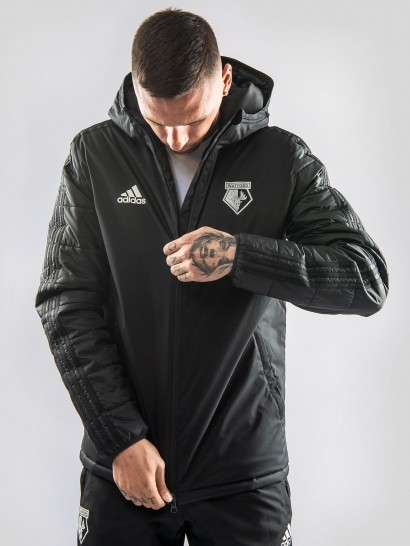 2018 ADULT TW BLACK WINTER JACKET