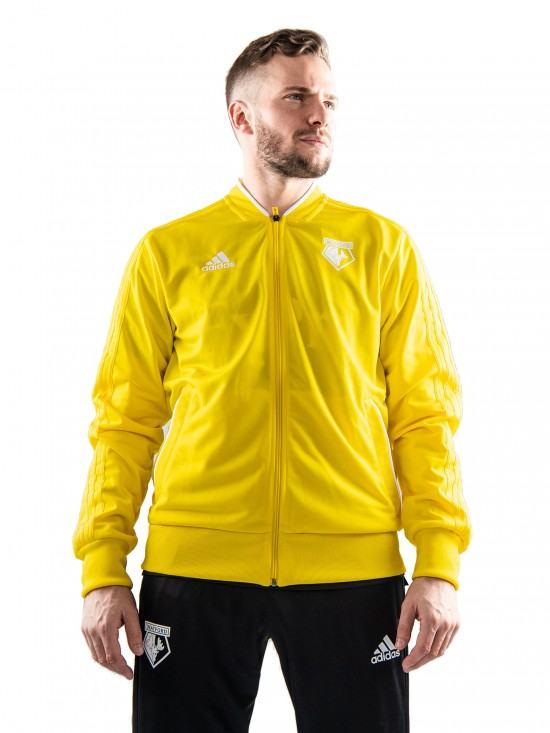 2018 ADULT TW YELLOW POLY JACKET