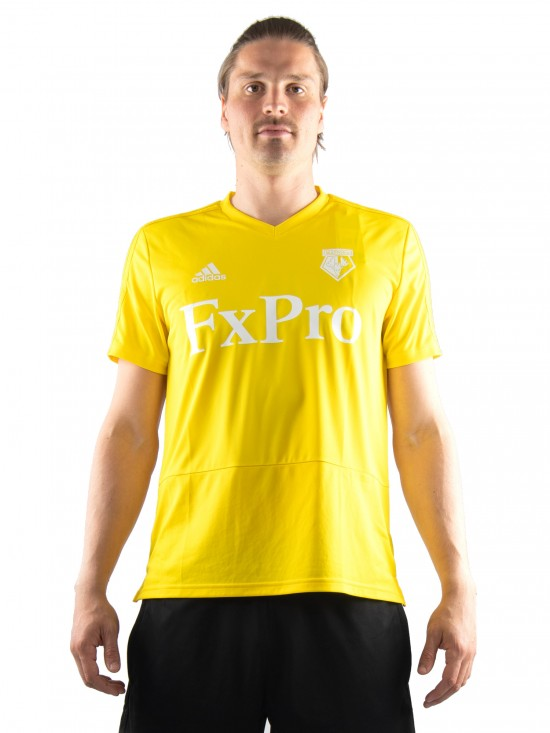 2018 ADULT TW YELLOW JERSEY