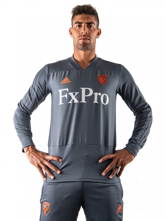 2018 ADULT TW GREY TOP