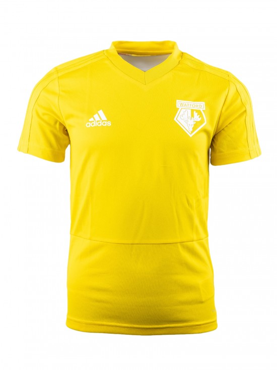 2018 JUNIOR TW YELLOW JERSEY