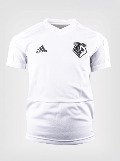 2018 JUNIOR TW WHITE JERSEY