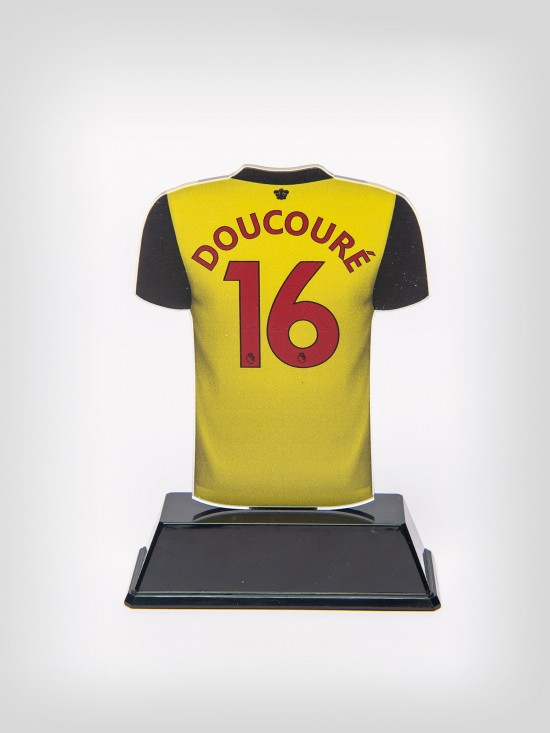 2018 DOUCOURE ACRYLIC SHIRT