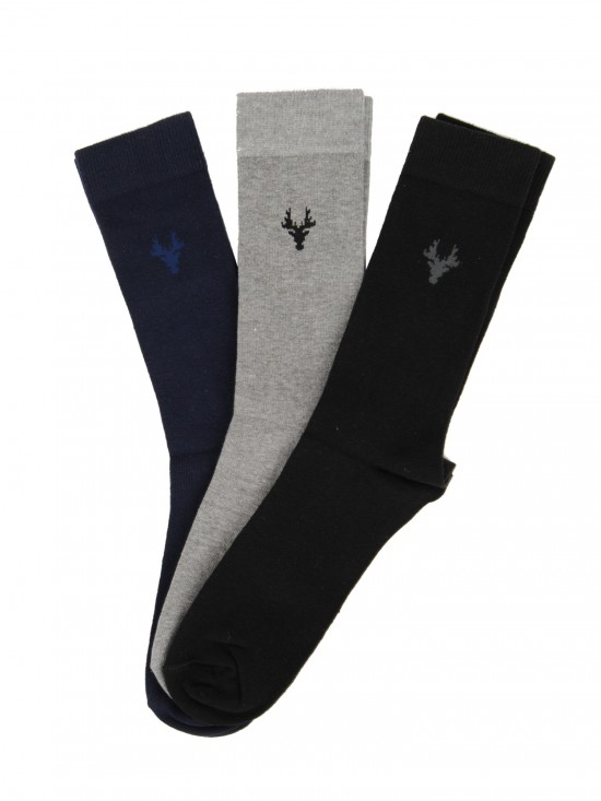 MENS DRESS SOCKS 3 PACK