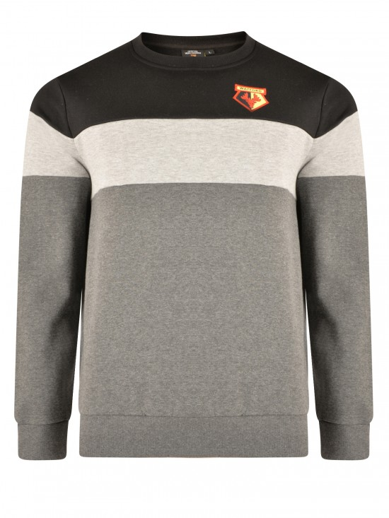 ADULT CUT AND SEW CREW NECK SWEAT