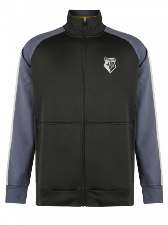 JUNIOR PANEL DETAIL TRACK TOP