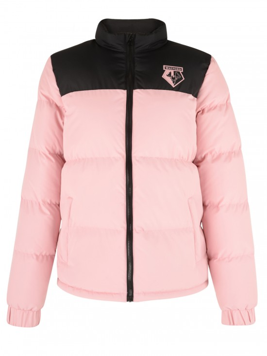 WOMENS SOFT TOUCH WADDED JACKET