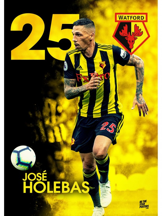 HOLEBAS POSTER