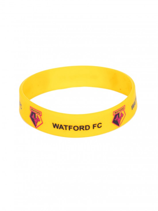 RUBBER YELLOW WRISTBAND