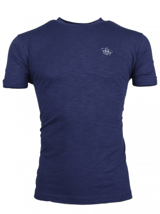 ADULT NAVY HORNET GRAFTON TEE
