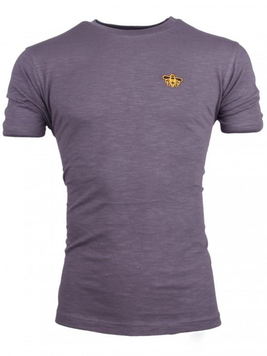 ADULT GREY HORNET GRAFTON TEE