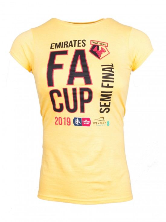 LADIES OFFICIAL SEMI FINAL TEE