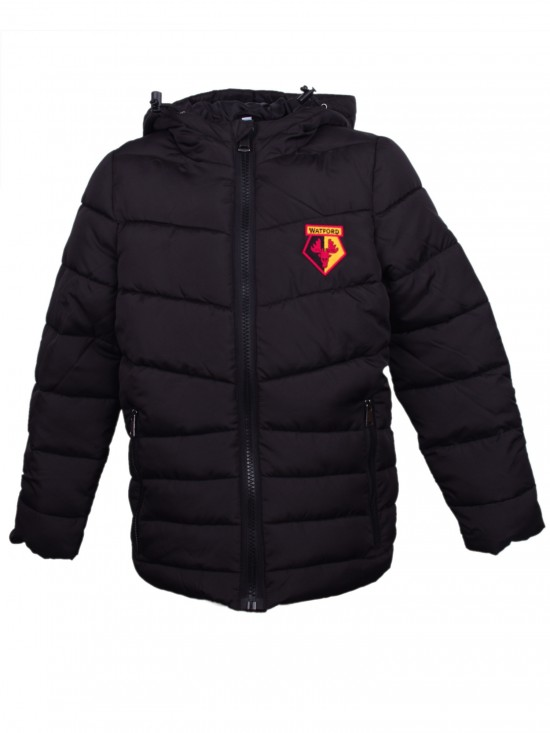 JUNIOR BROMPTON QUILTED JACKET