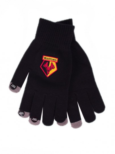 ADULT BLACK CORE GLOVES