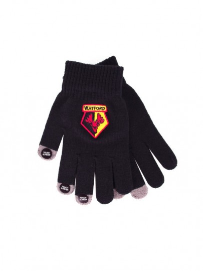 JUNIOR BLACK CORE GLOVES