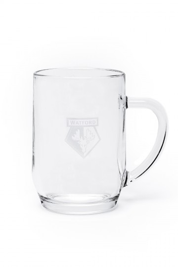 MANAGERS TANKARD GLASS