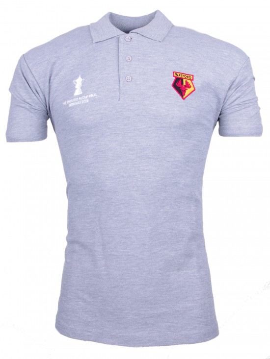 ADULT GREY FA CUP FINAL POLO