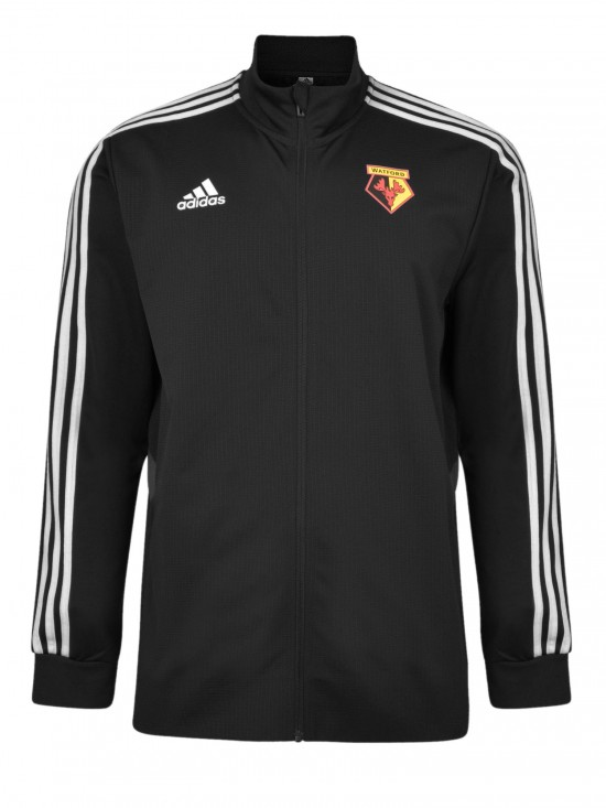 2019 ADULT BLACK TRAINING JACKET