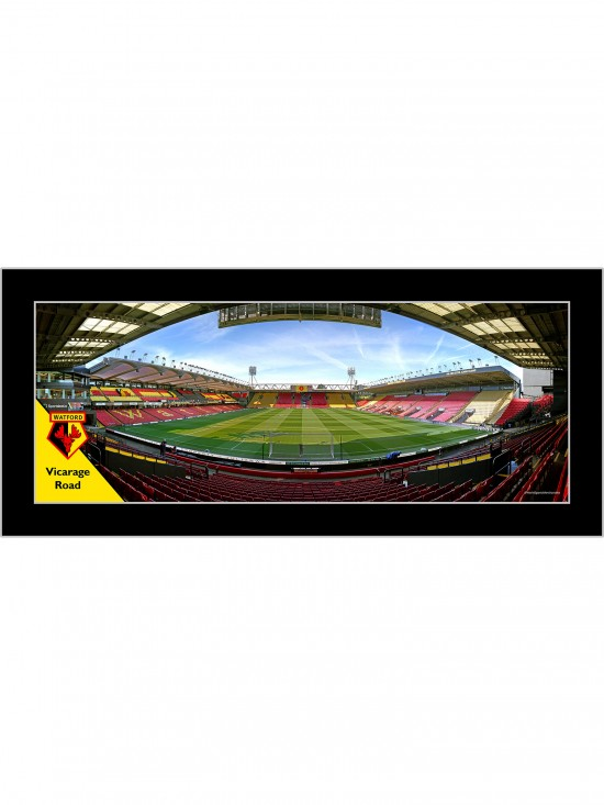 STADIUM FRAMED PANORAMIC - SMALL